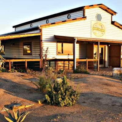 Walker Honey Farm and Dancing Bee Winery Vineyard Camp