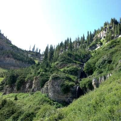 Mount Timpanogos Campground