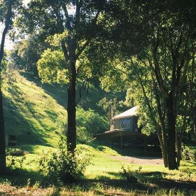 Epic Romantic Yurt Retreat