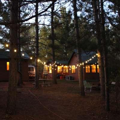 Wild Motive Woods Camp