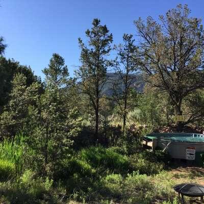 Anasazi Ruin Family Glamping Cabin