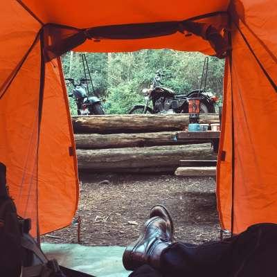 Camp Taylor Area