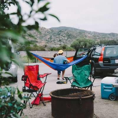 San Onofre Bluffs Campground