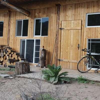 Cooper Cabin - Wofati 0.8