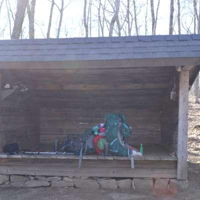 Dry Reservoir Shelter