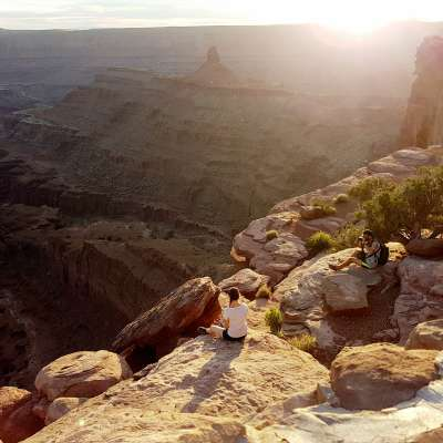 Dead Horse Point Campground