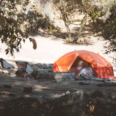 Old Yosemite Base Camp – Walk Up