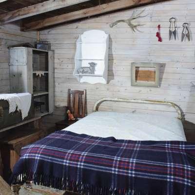 Sheepherder's Cabin