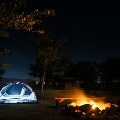 My Town Ranch Camping