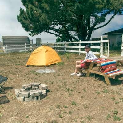 Cypress 1 Camp