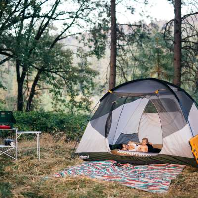 Forest Springs Camping
