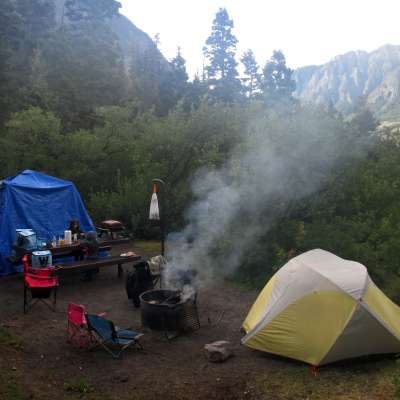 Amphitheatre Campground
