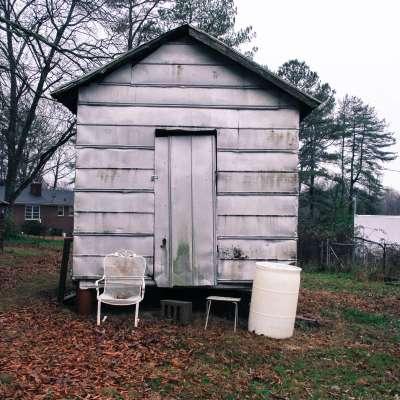 Modern Harvest Farms- The Corn Crib