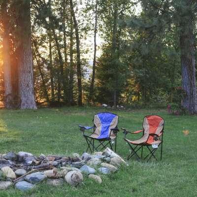 Sis Q Ranch Tent Camping