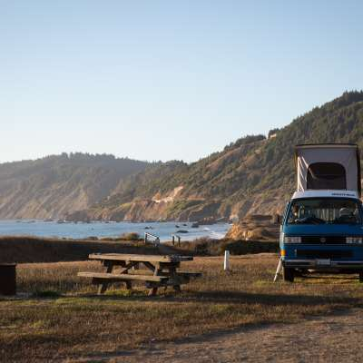 Howard Creek Campground