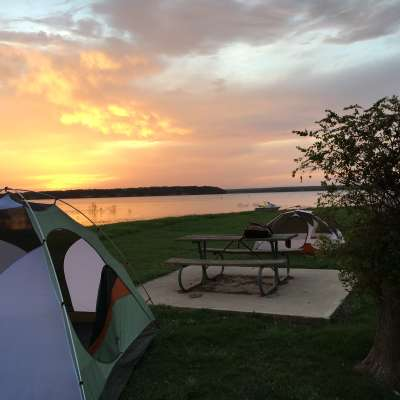 Willow Point Campground