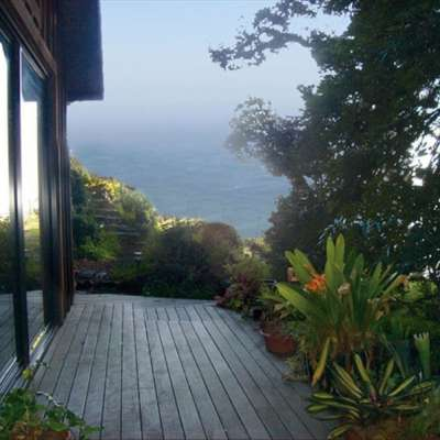 Big Sur Mountain Retreat