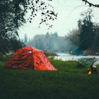 Bogachiel River Campsites Camp