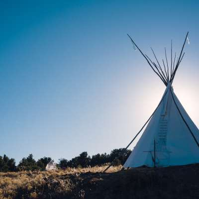 Sol Mountain Farm Camp