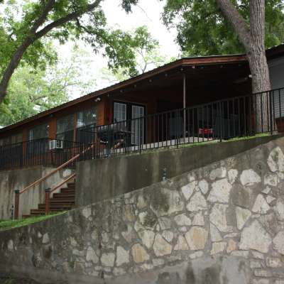Rio Lodge on the Guadalupe