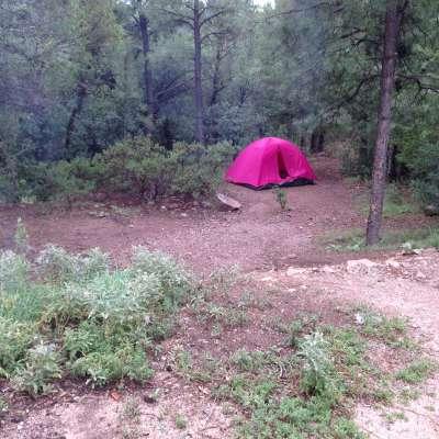 Haigler Canyon Campground