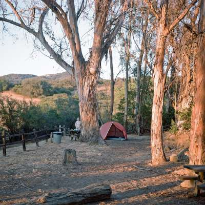 Musch Trail Camp