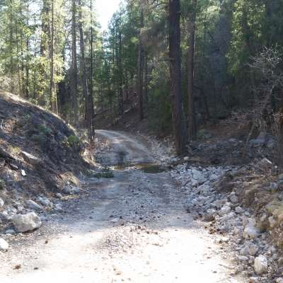 Black Canyon Campground - Upper