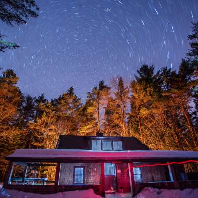Hipcamp white mountain national forest nh search for Ski cabins in new hampshire