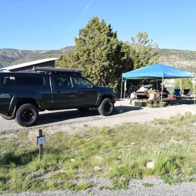 Joes Valley Campground