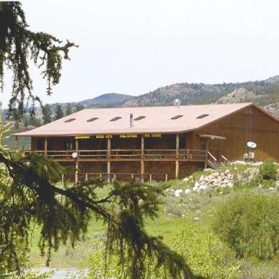 Painter Outpost Bear Cabin