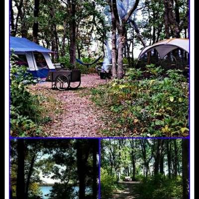 Glendalough Campground
