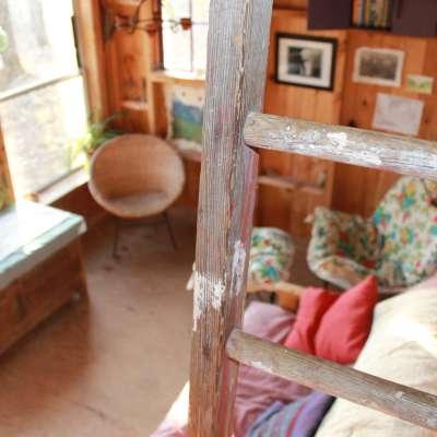 rustic Cabin on Organic Farm