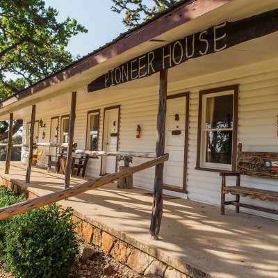 Rustic Texas Ranch Cabins