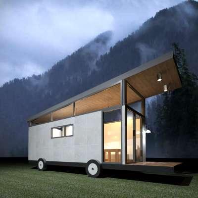 Kamp Cabin - Brand New for 2017