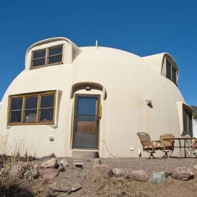 Soul Space Colorado Dome Home