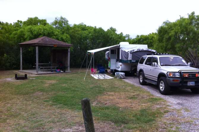 Best camping in and near lake corpus christi state park for Oasis motors corpus christi