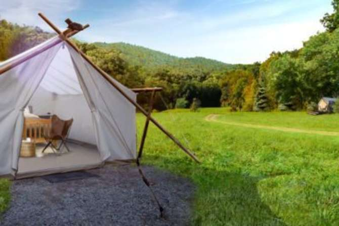 Best camping in and near missouri river headwaters state park for Elkhorn lodge cabin gatlinburg tn