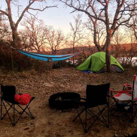 Cross Timbers Campground