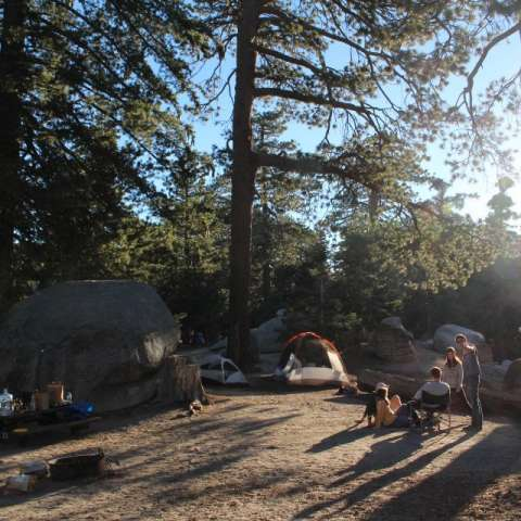 Boulder Basin Campground
