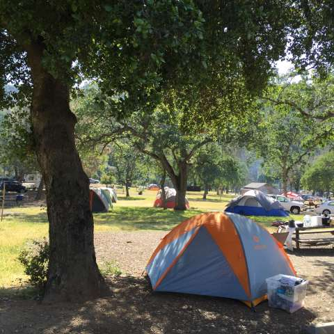 Del Valle Family Campground
