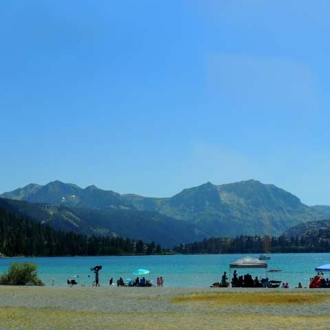 June Lake Campground