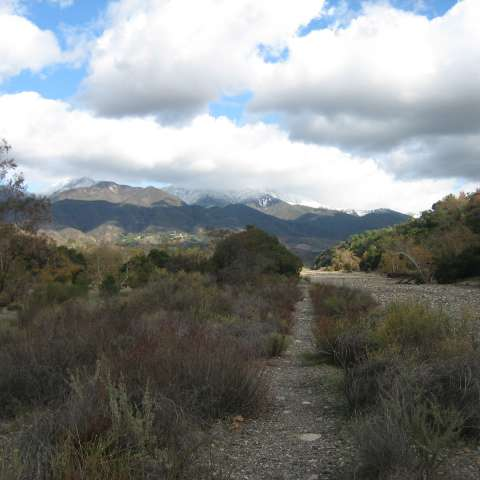 Arroyo Campground
