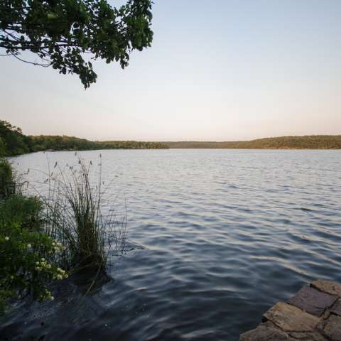 Lake Mineral Wells Primitive Campground