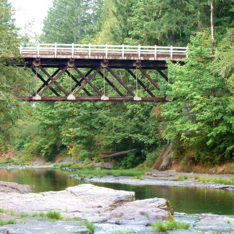 Cascadia State Park Campground