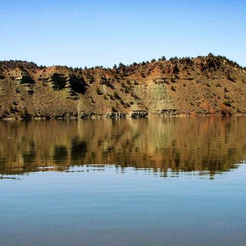 Prineville reservoir state park camping for Prineville reservoir fishing