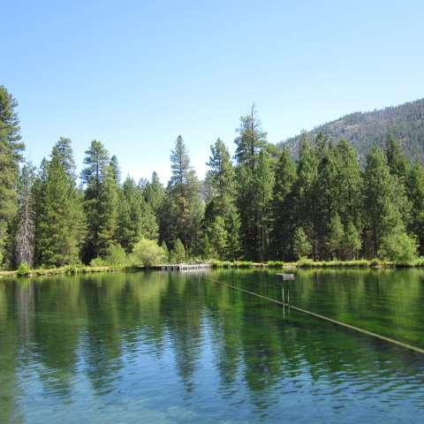 Summit Lake Campground