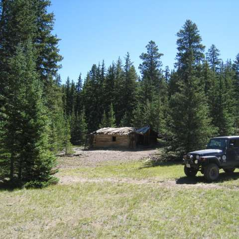 Trujillo Meadows Campground