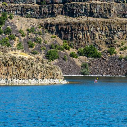 Sun Lakes-Dry Falls Campground