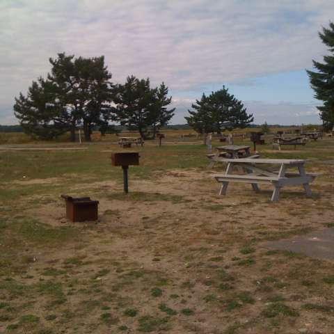 Salisbury Beach Campground