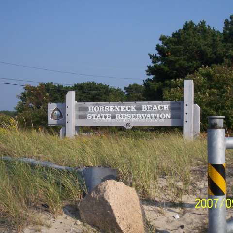 Horseneck Beach Campground